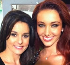 Faustine Bollaert : ses 15 selfies de stars sur Twitter