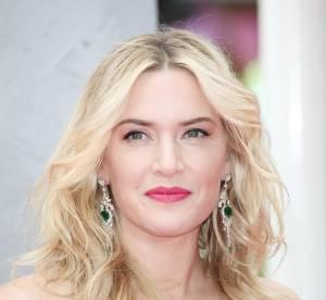 """Kate Winslet, maman poule : """"Mon existence tourne autour de mes enfants"""""""