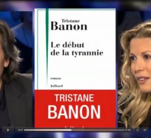 Aymeric Caron s'en prend au livre de Tristane Banon.