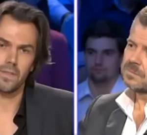 """Aymeric Caron VS Eric Naulleau : le clash dans """"On n'est pas couché""""."""