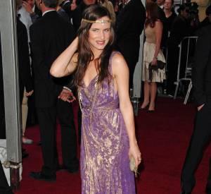 Juliette Lewis lors du Met Ball 2007.