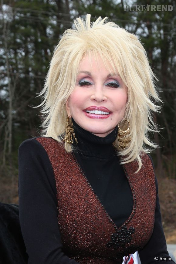 Dolly Parton en 2013.