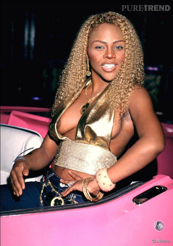 Lil Kim en 2000.