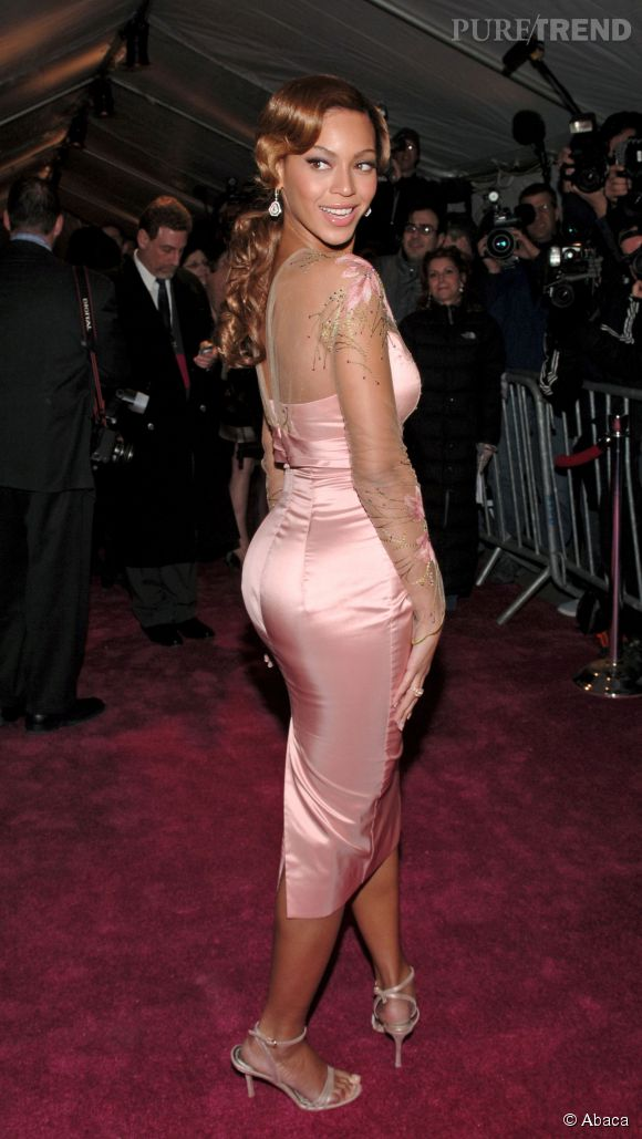 Beyoncé et un popotin affolant en 2006.