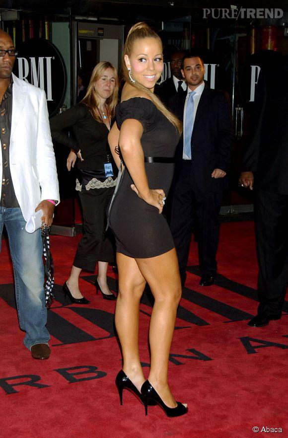 Mariah Carey au BMI Urban Awards en 2006.
