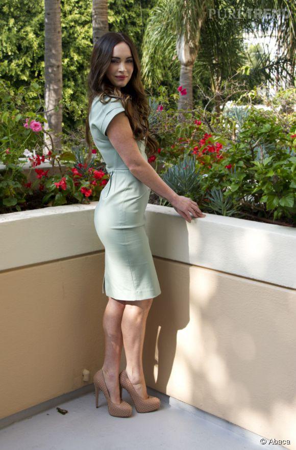 """Megan Fox pour """"This is 40"""" en 2012."""
