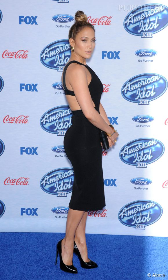 Jennifer Lopez et un fessier légèrement moins large en 2014.