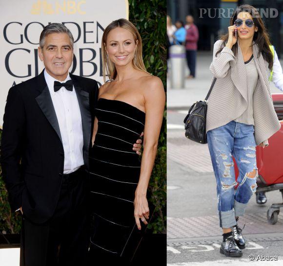 George Clooney aurait présenté Amal Alamuddin à ses parents en avril 2013, alors qu'il était toujours en couple avec Stacy Keibler...