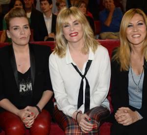Mathilde, Emmanuelle et Marie-Amélie Seigner : 3 soeurs complices et rock'n roll