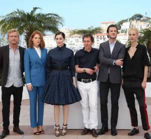 Cannes 2014 : Léa Seydoux, Gaspard Ulliel... chic et glamour pour Saint Laurent