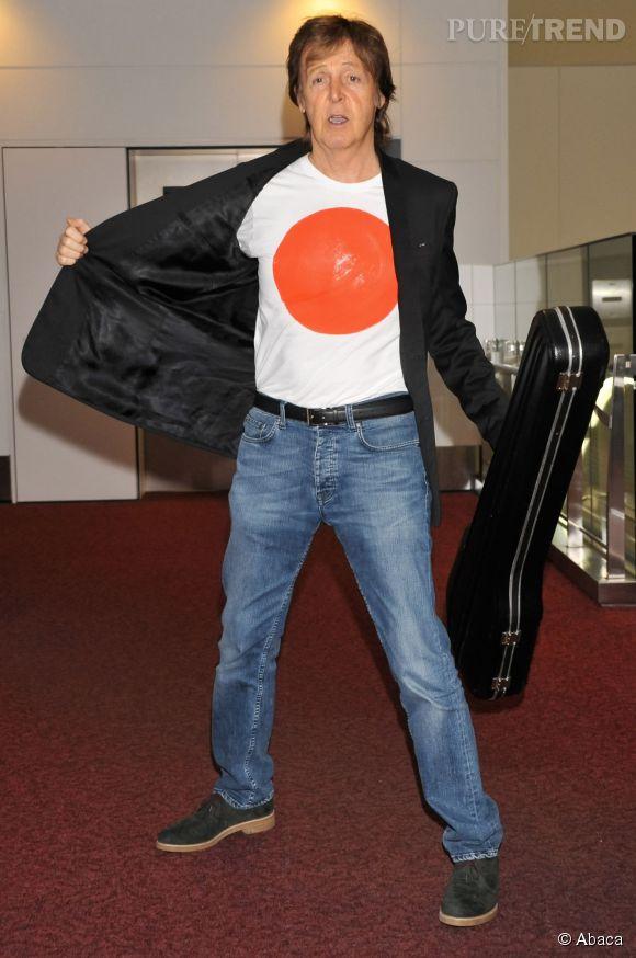 Paul McCartney a dû annuler tous ses concerts prévus au Japon à cause d'un méchant virus qui l'a cloué au lit.