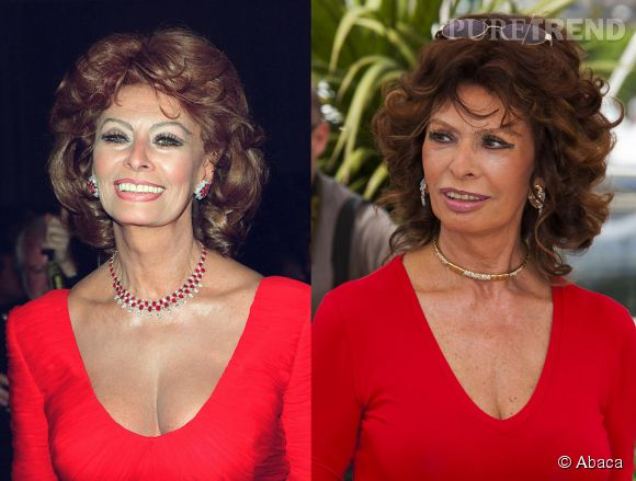 Sophia Loren, 14 ans plus tard