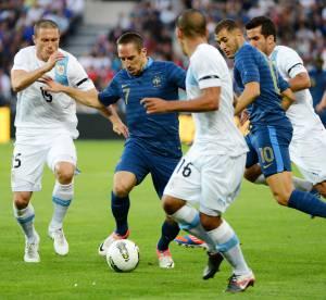 Les plus belles perles de Franck Ribéry : ''Arrêtez de vous battez !''