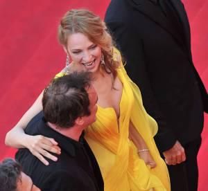 """Cannes 2014 : """"Pulp Fiction"""" 20 ans après, c'est l'hystérie générale !"""