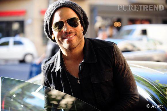 Lenny Kravitz en 2011.
