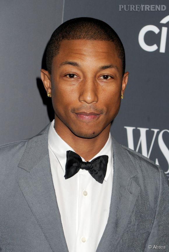 Pharrell Williams se lance dans la parfumerie avec Girl, un parfum unisexe.