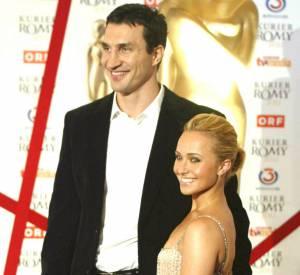 Wladimir Klitschko et Hayden Panettiere en 20101