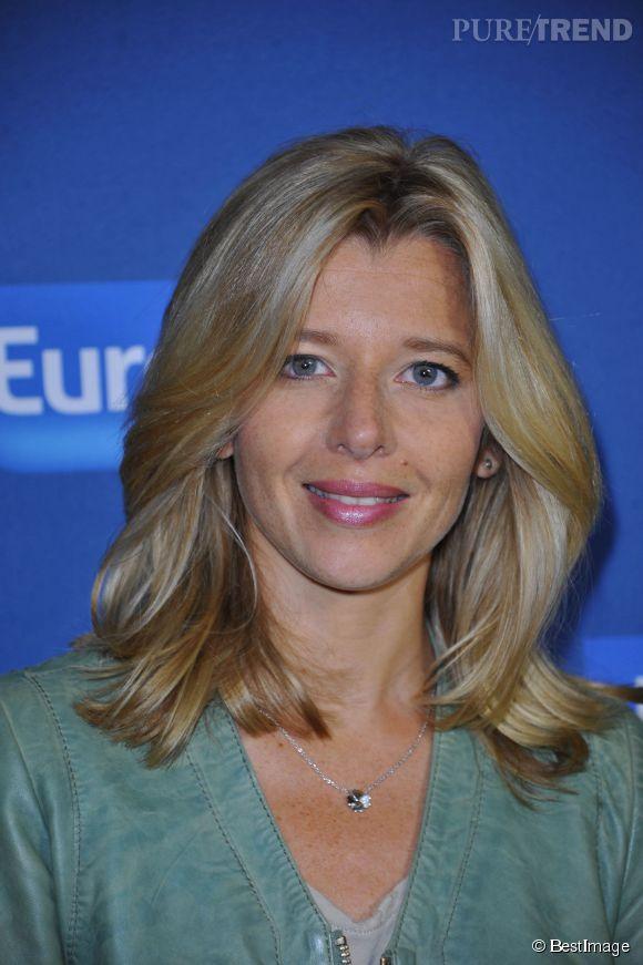 "Wendy Bouchard, la jolie animatrice de ""Zone interdite"" sur M6."