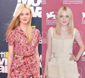 On les voit rarement ensemble, mais Elle et Dakota Fanning sont très liées.