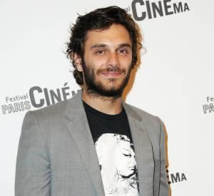 Pio Marmaï à la 8ème édition du Festival du Cinéma de Paris en juillet 2010.
