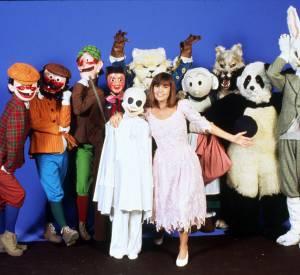 Chantal Goya et tous ses amis !