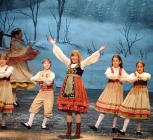 Chantal Goya est l'une des chanteuse à s'être produite sur la scène du Palais des congrés pendant 3 décennies.