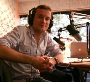Jeremy Michalak a commencé sa carrière à la radio, il devrait donc se sentir comme un poisson dans l'eau sur Virgin.
