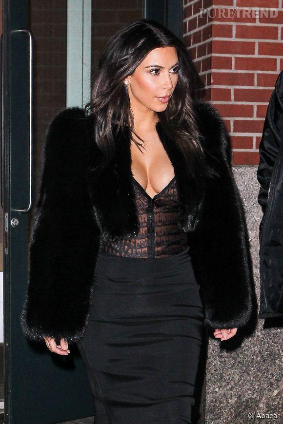 Kim Kardashian, un peu too much ?