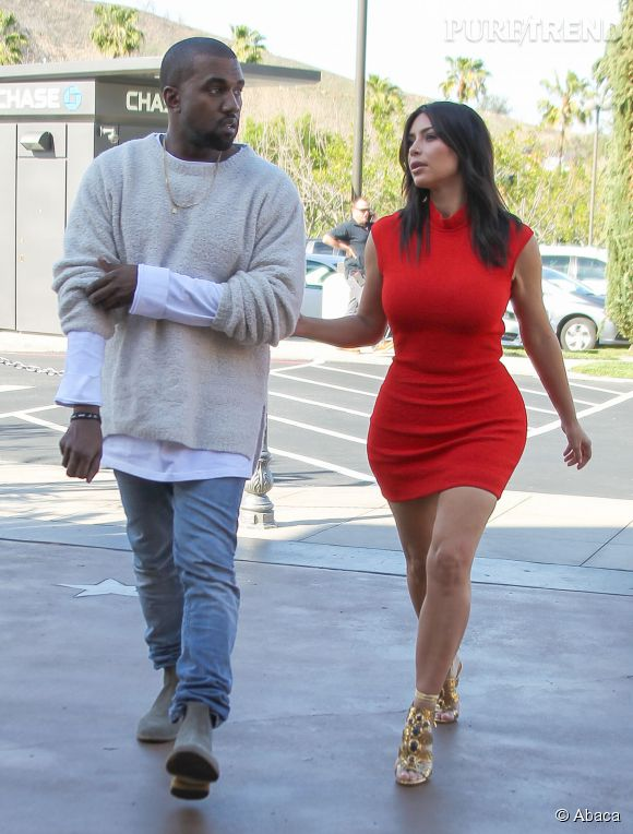 Kim Kardashian, ode à la micro robe courte.