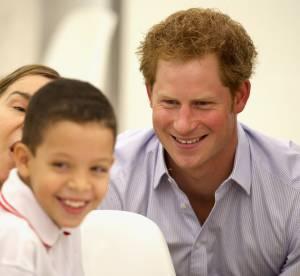 Le Prince Harry, en larmes en public pour la première fois de sa vie
