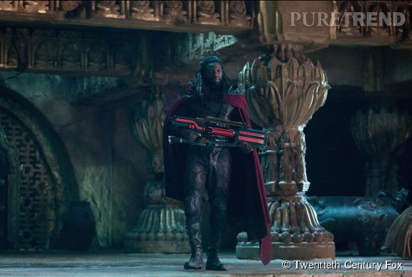 "Omar Sy dans ""X Men : Days of Future Past"""