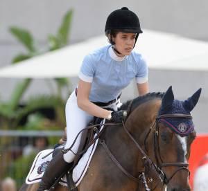 Charlotte Casiraghi, une beauté à cheval 6 mois après la naissance de Raphaël !