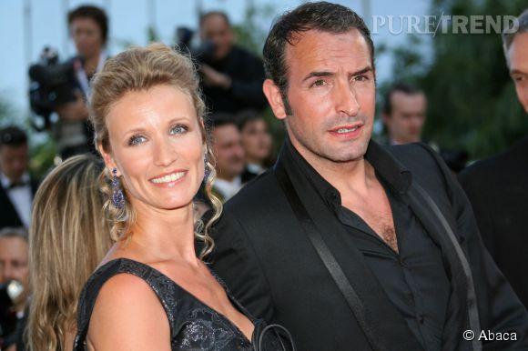 Jean dujardin et alexandra lamy bient t r unis au for Nouveau film dujardin