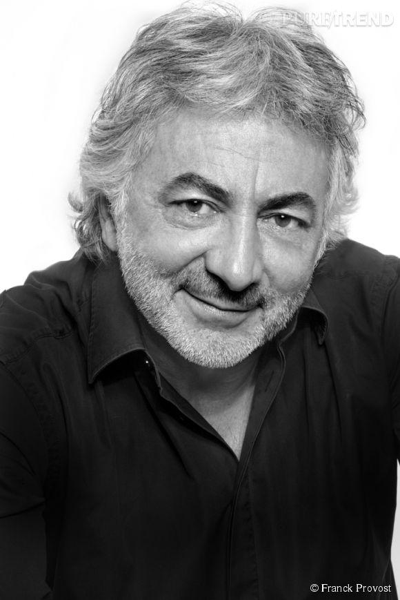 Franck Provost, coiffeur de stars.