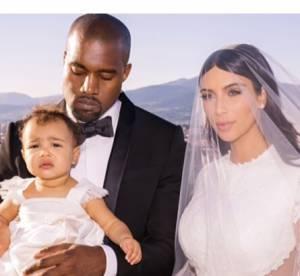 Kim Kardashian : sa fille North victime d'une agression raciste dans un avion