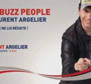 """Hélène Ségara dans """"Buzz People"""" sur MFM."""