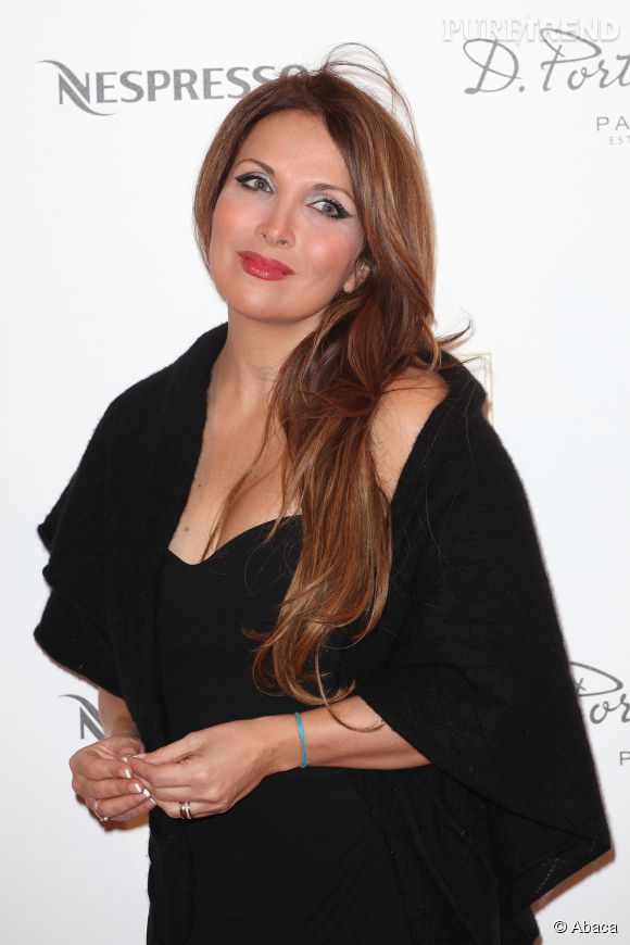 "Hélène Ségara est la marraine du raid ""Cap Femina Aventure""."