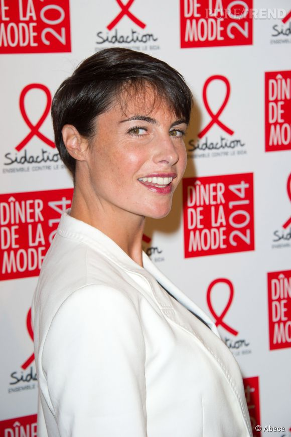 Alessandra Sublet arrive sur Europe 1 à la rentrée 2014.