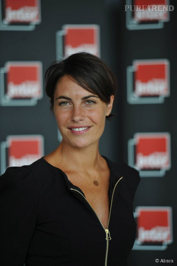 Alessandra Sublet en 2010.