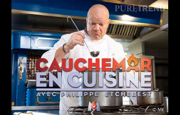 Philippe etchebest officie d j sur m6 dans l 39 mission - Telecharger cauchemar en cuisine etchebest ...