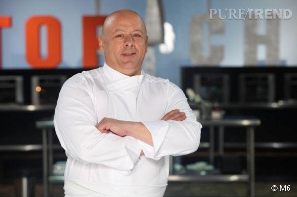 Thierry Marx a annoncé qu'il quittait officiellement les cuisines de Top Chef sur M6.