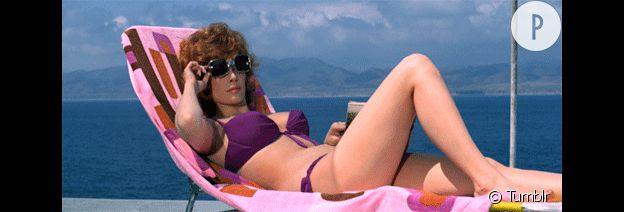 Bikini et cinéma.