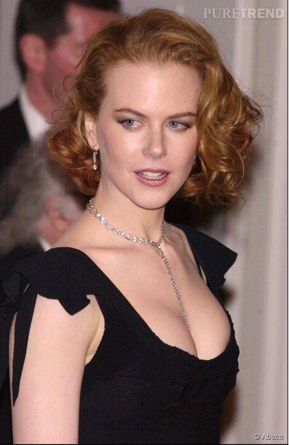 Nicole Kidman en 2001 à Los Angeles.