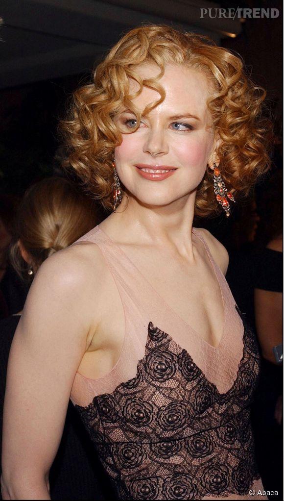 Nicole Kidman à Los Angeles, en 2003.