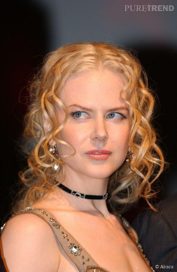 Nicole Kidman au Festival du film de Deauville en 2004.