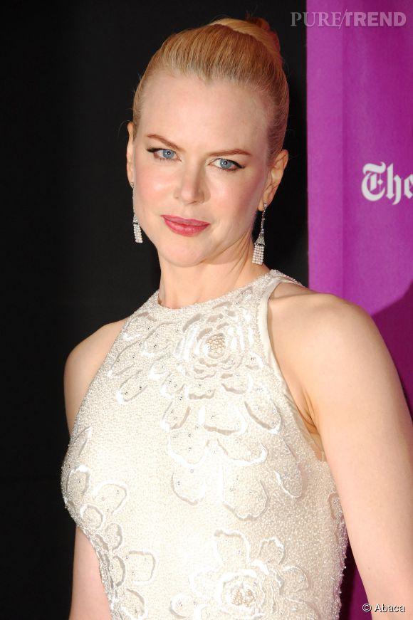 Nicole Kidman à New York en 2007.