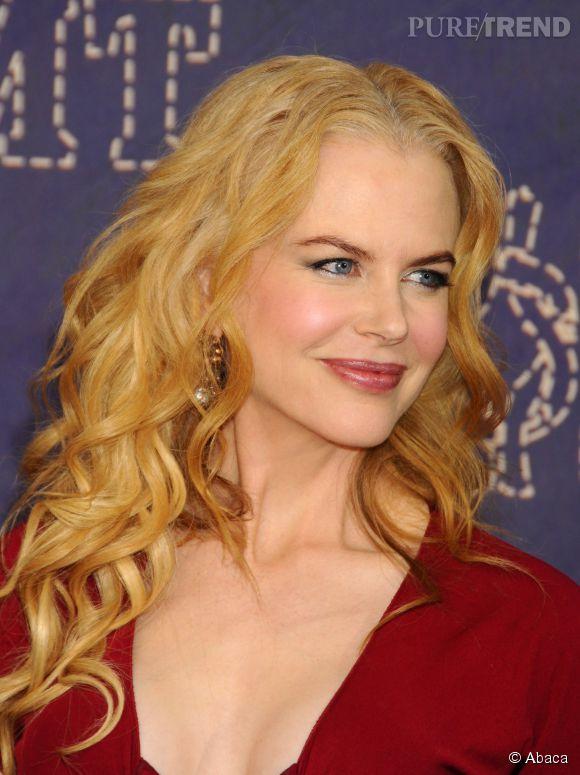 Nicole Kidman aux CMT Music Awards en 2008.