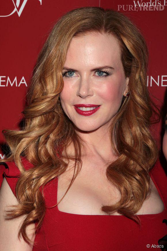 Nicole Kidman à New York en 2011.