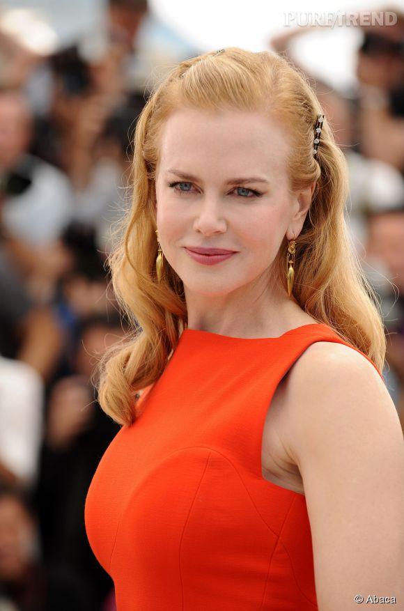 Nicole Kidman lors du Festival de Cannes en 2012.