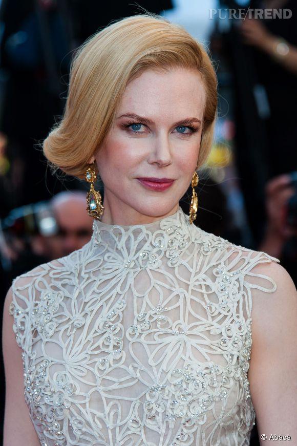 Nicole Kidman au Festival de Cannes en 2013.